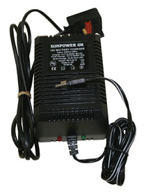 Deluxe Battery Mains Charger
